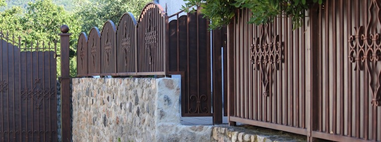 Artisan ferronnier d\'art - Rénovation maison Rhône-Alpes (69 ...