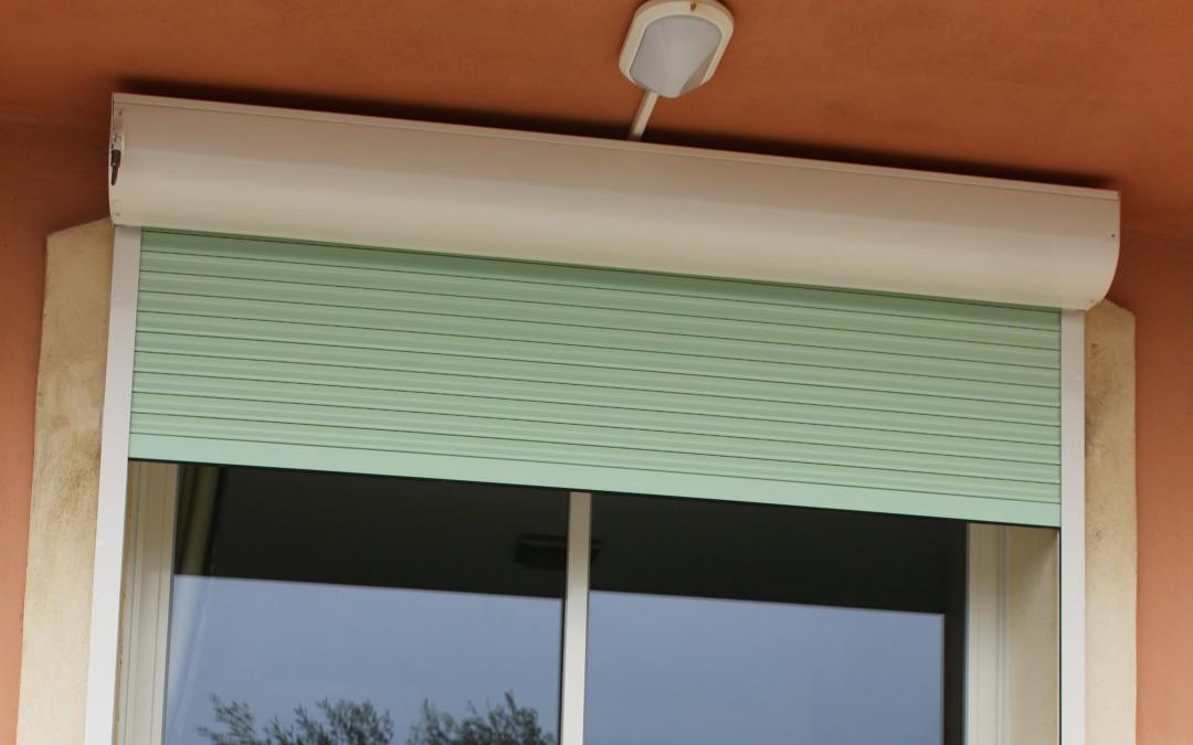 Pose fenêtre et volet roulant – Ste Maxime