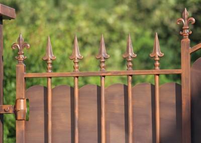 Pourquoi choisir des portails en fer forgé ?
